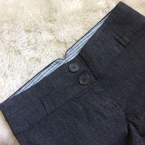 Matty M Grey Career Pants